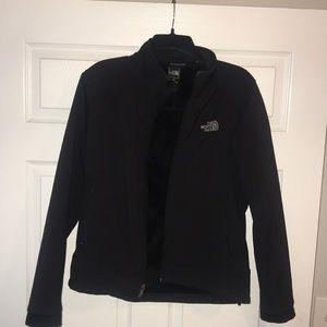 TNF APEX full zip fur lined coat